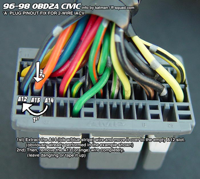 3 Wire To 3 Wire Iacv P06 Pinout Needed D Series Org